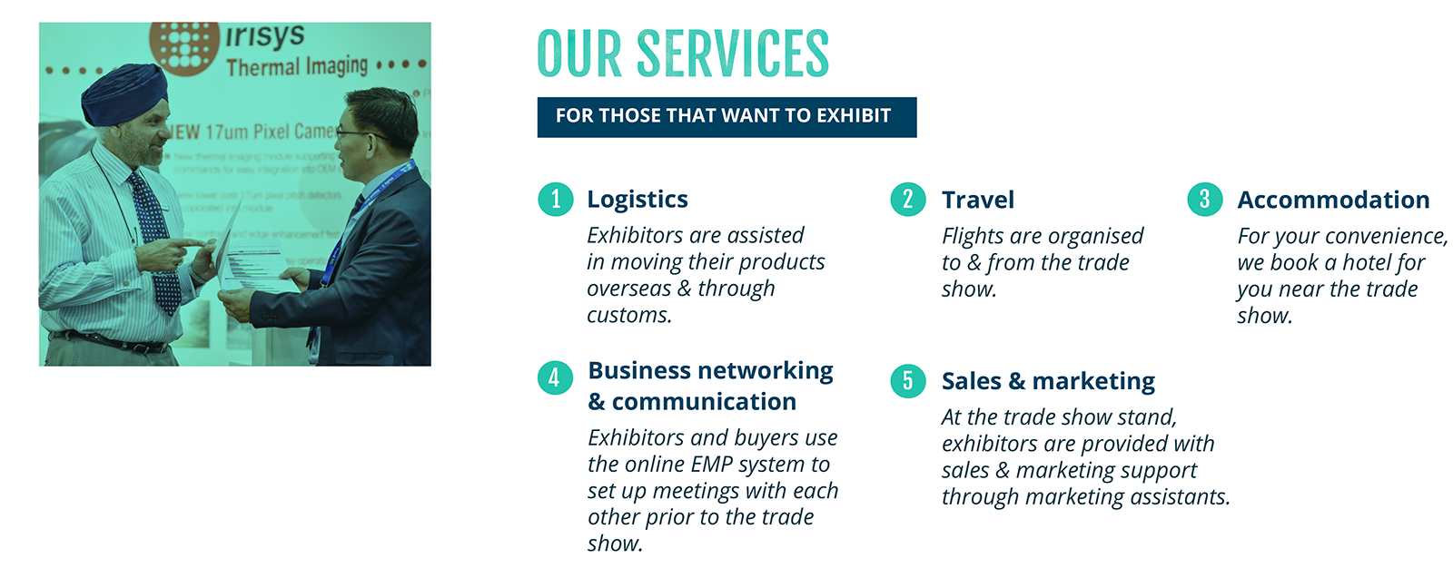 EPP Exhibitor Services