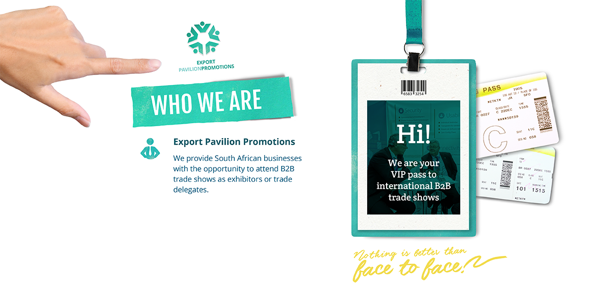 Export Pavilion Promotions – Who We Are